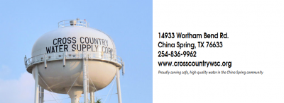 Cross Country Water Supply Corporation